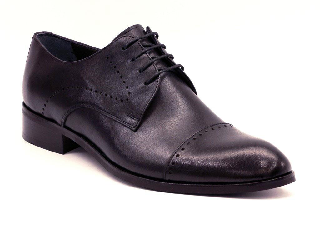 Gedikpaşalı 96 Siyah Açma Erkek Ayakkabı Ayakkabı Klasik