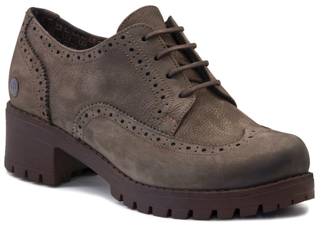 Mammamia D18KA3055 Kahve Kadın Günlük Ayakkabı